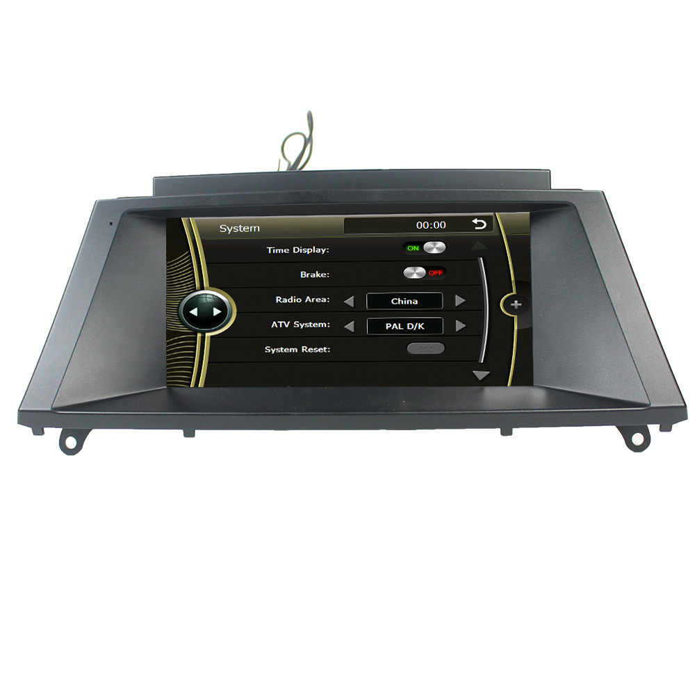 For X5 E70 X6 E71 E72 Car radio gps with Two way AUX/MP5/SD/USB/BT phonebook/BT music/reversing tracks display/SWC(China (Mainland))