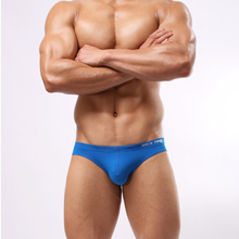 Fashion Mens Sexy Briefs Swimming Soft Low Rise Swim Comfy Underwear Underpants 137(China (Mainland))