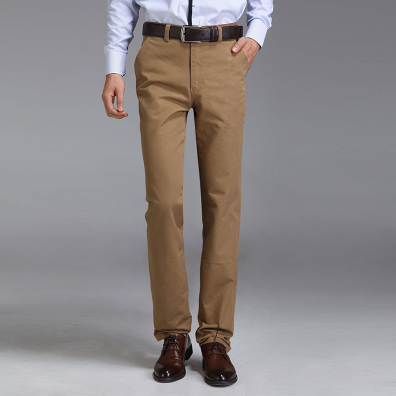 High Quality Men Fashion Korean Style Zipper Fly Male Casual Mid-Rise Slim Fit Pants Trousers #76342(China (Mainland))