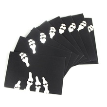 10pcsset halloween skeleton decoration scary halloween decorations clearance hanging halloween decorations for invitation card - Halloween Clearance Decorations