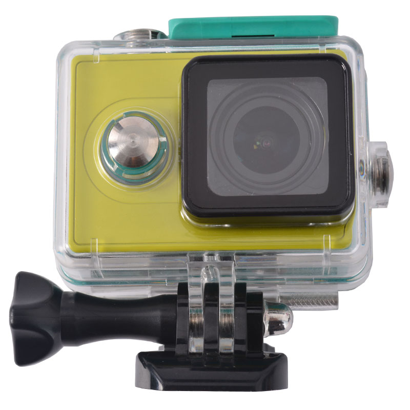 image for For Xiaomi Yi Case 40m Waterproof Xiaoyi Case For Yi Action Camera 40M