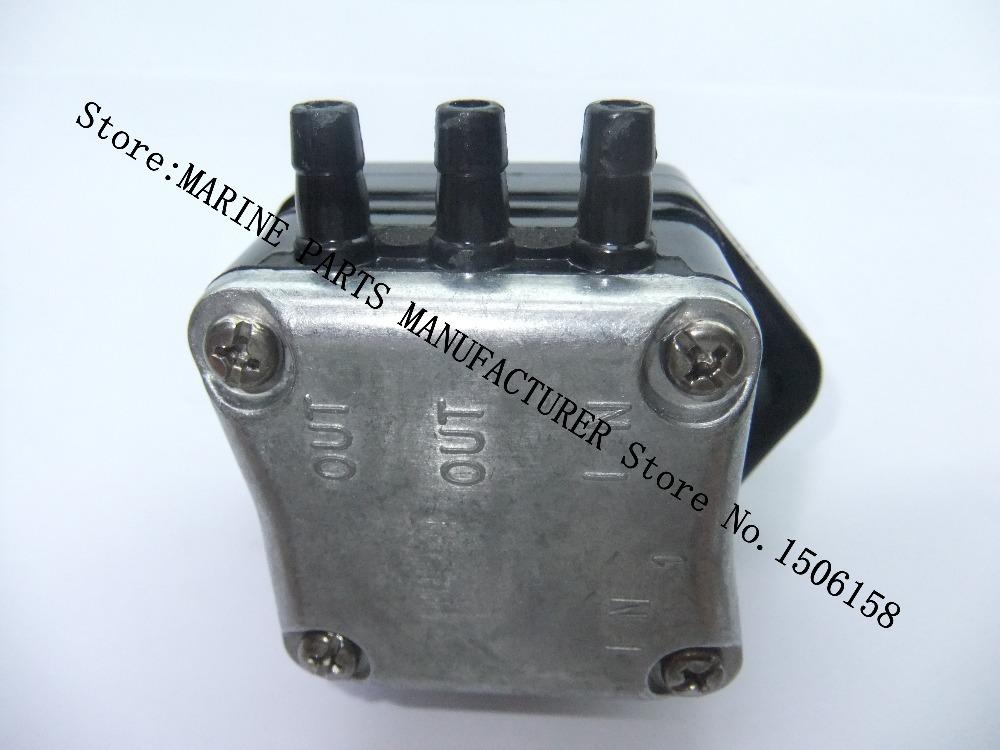 Fuel pump assy for yamaha 4 stroke 25hp 30hp 40hp 50hp for Yamaha 50 hp 4 stroke parts