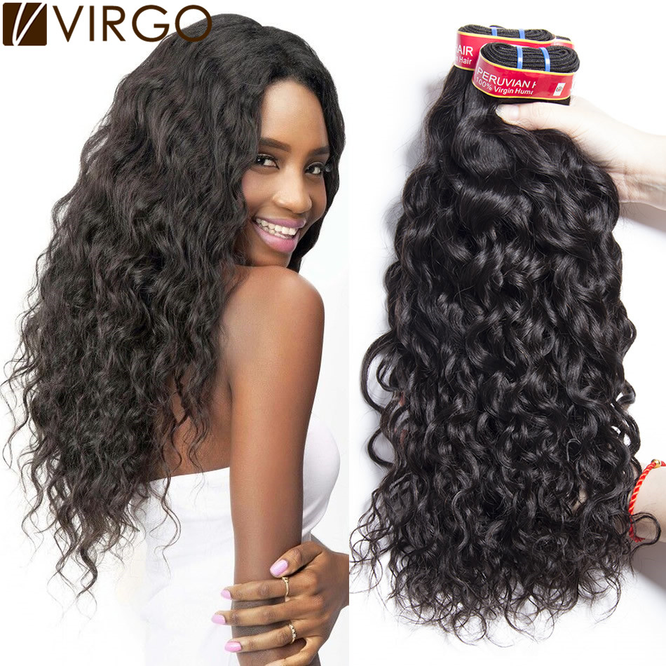 Unprocessed Peruvian Virgin Hair Natural Black Human Hair Weave Bundles 1pc Peruvian Hair Extension Rosa Hair Products<br><br>Aliexpress