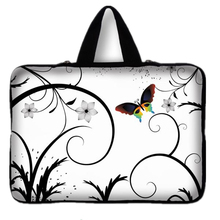 "Buy 15"" inch 15.6"" Butterfly Laptop Case Bag Carrying Handle Sleeve Cover Pouch HP DELL Toshiba ASUS Sony Acer Lenovo New #4 for $11.00 in AliExpress store"