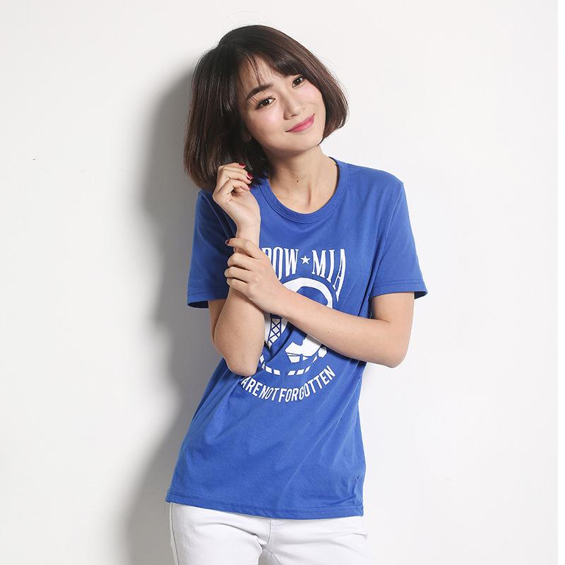Hot Sale Korean T Shirt Women Summer Style Short Sleeve Tshirt Women Tops One Size T-shirts Letter Graphic Tee Shirt Femme(China (Mainland))