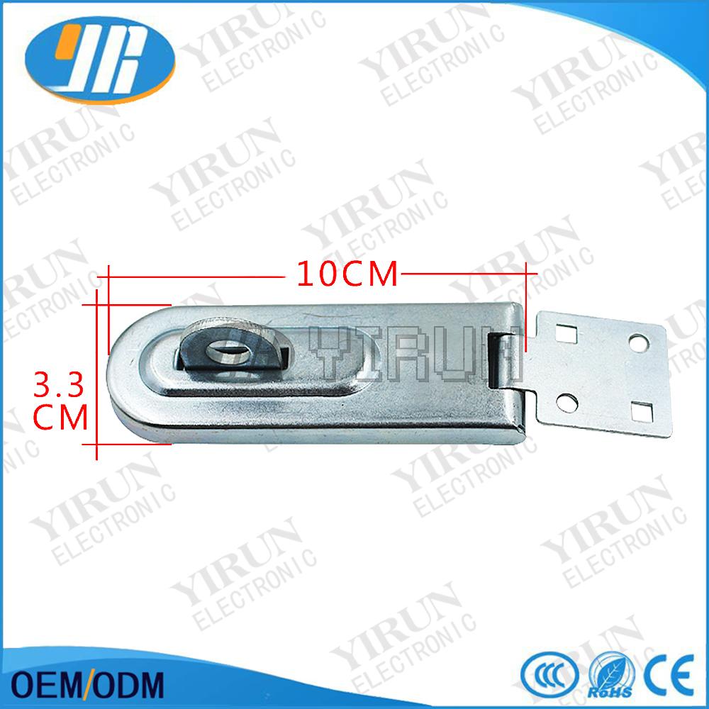 button lock machine
