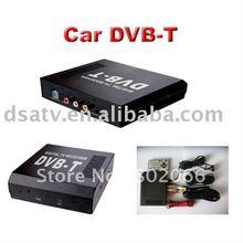 Car  DVB-T receiver set top box(China (Mainland))