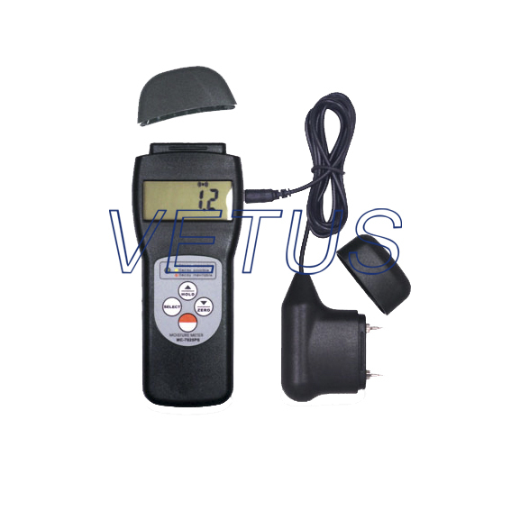 MC7825PS Moisture Meter with PIN & Search type