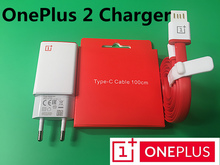 Original 1+ ONEPLUS Two 2 Wall Charger ,One plus Mobile Phones 5V/2A USB Travel Charge Adapter +Typc-c SYNC Data Cable