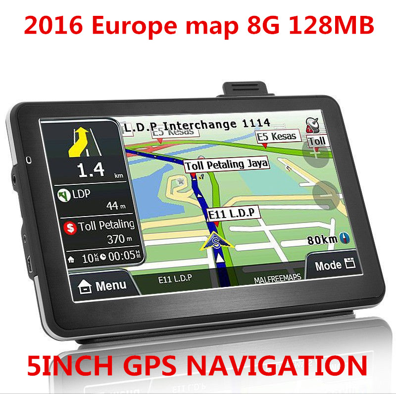 5 inch Car gps Navigator,Mstar800MHz,DDR128M\8GB,FM,Russian\Czech\Hebrew\Bulgarian\Polish,Navitel(RU+UKR+BLR+KAZ),GPS Navigator(China (Mainland))