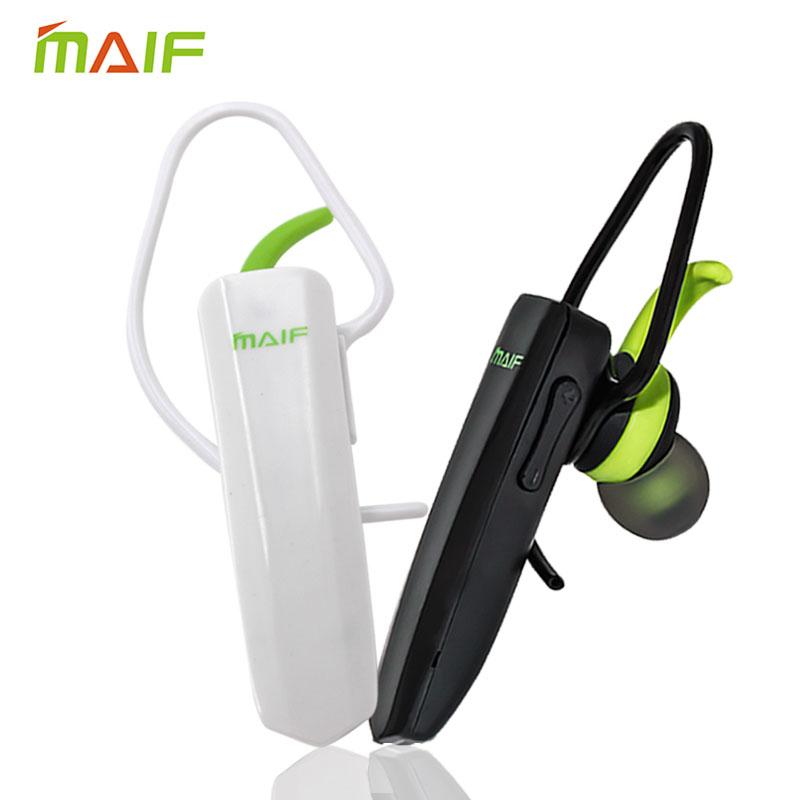MAIF M6 Mini Stereo Headphone Bluetooth Wireless Earphone Noice Cancelling Universal Bluetooth Headset for All Smartphone(China (Mainland))