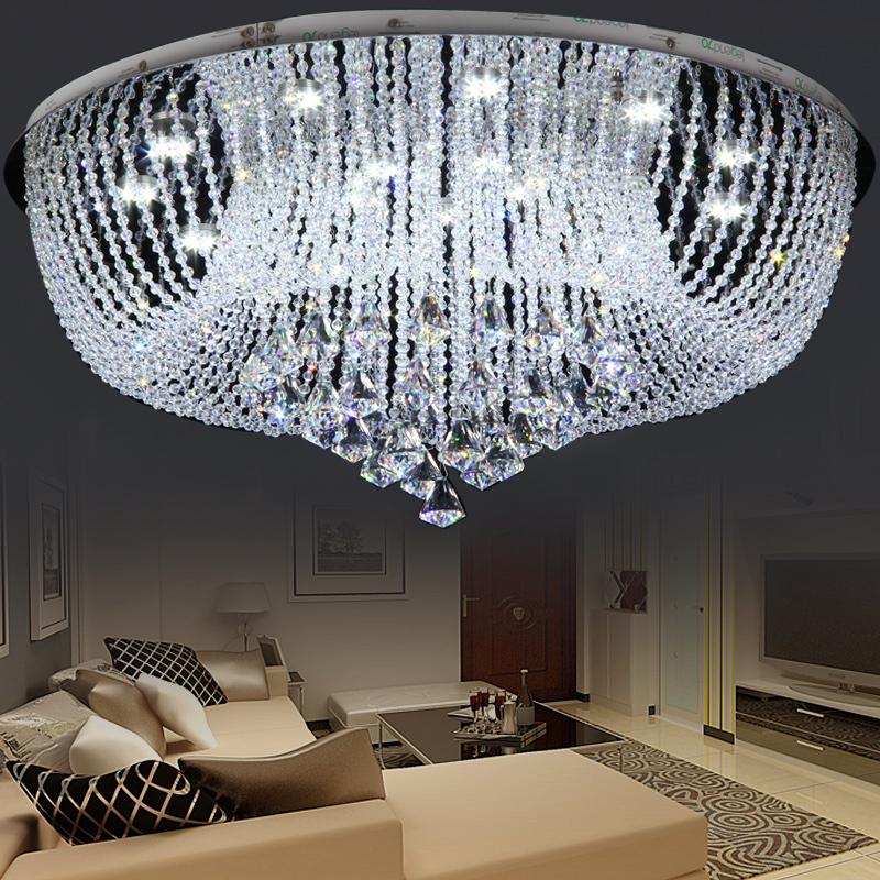 free shipping modern design led light lustre crystal led. Black Bedroom Furniture Sets. Home Design Ideas
