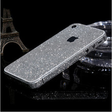 Bling Diamond Sticker Case for iPhone 4/4s New Design Cover Case for 4S Coque Funda For iPhone4 Capa Para Capinha For iPhone 4S(China (Mainland))