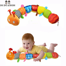Recommend Cloth multifunctional educational children toys Baby rattles of music hand puppets animals for kids WJ167(China (Mainland))