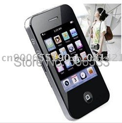 "New 8GB  2.8""  Mp4 Player,  Touch Screen I9 4G Style Camera Game mp3 mp4 mp5  in box free shipping"