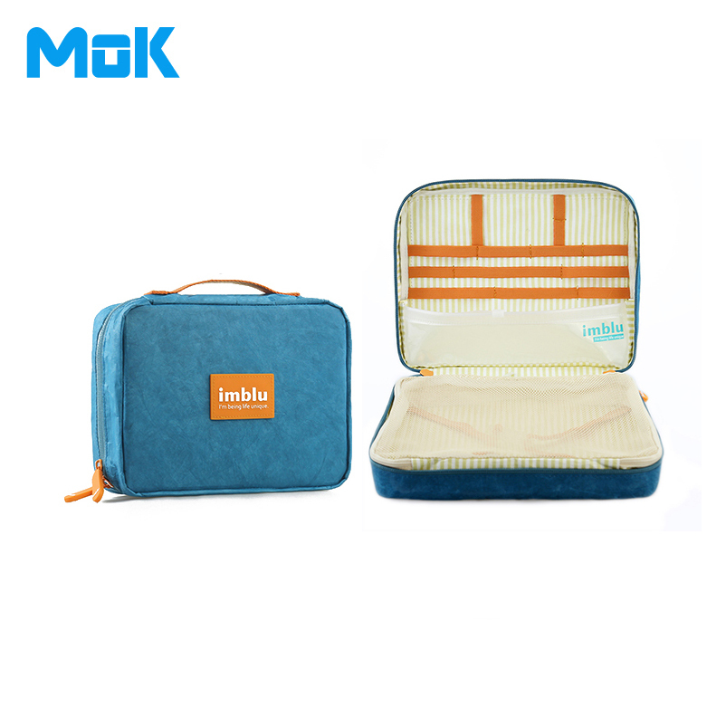 Portable Water Proof Travel Duffle High Quality Square Travel Bag Large Capacity Breathable Travel Totes Storage Bag 1 Piece(China (Mainland))