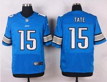2016 Rush Limited Men's Detroit /s 9# Matthew Stafford 15# Golden Tate Color Top Quality camouflage(China (Mainland))