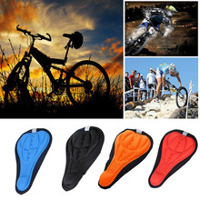 2016 New Bike Saddler Cover High Quality Bicycle Saddle Comfortable Cycling Seat Mat Cushion Soft Seat Cover Bike Seat Pad(China (Mainland))