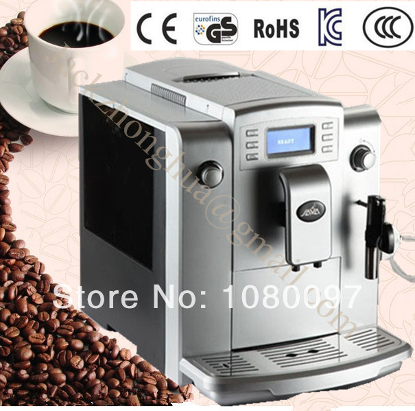 Electric automatic espresso coffee machine for home/ hotel /office use(China (Mainland))