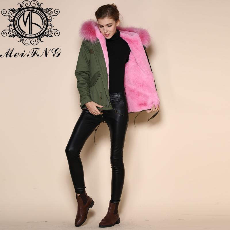 Online Get Cheap Parka Pink Fur Lining -Aliexpress.com | Alibaba Group