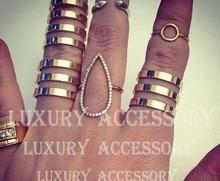 Speciální sada třech prstýnků z Aliexpress