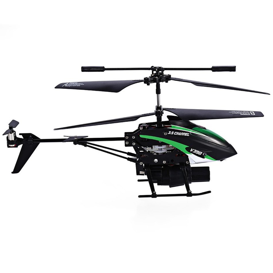 New WLtoys WL V398 Remote Control Helicopter 3.5 Channels Missile Launching Attack RC Helicopter Aircraft Toys with Gyro(China (Mainland))
