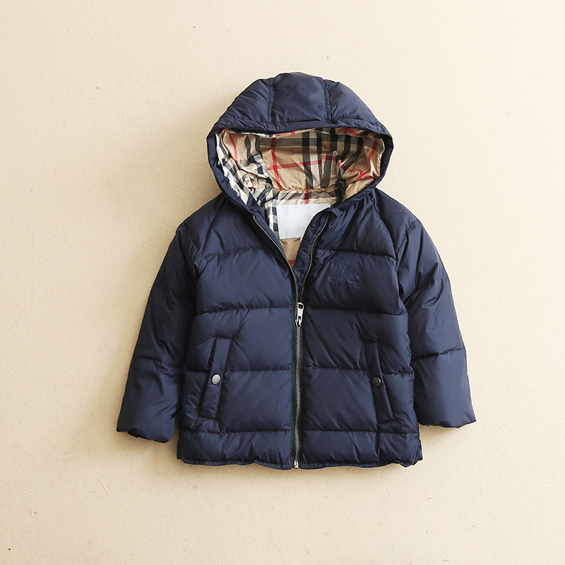 Top Design! 2016 Winter new arrival children kids down coat free shipping HMR16022NOV3(China (Mainland))