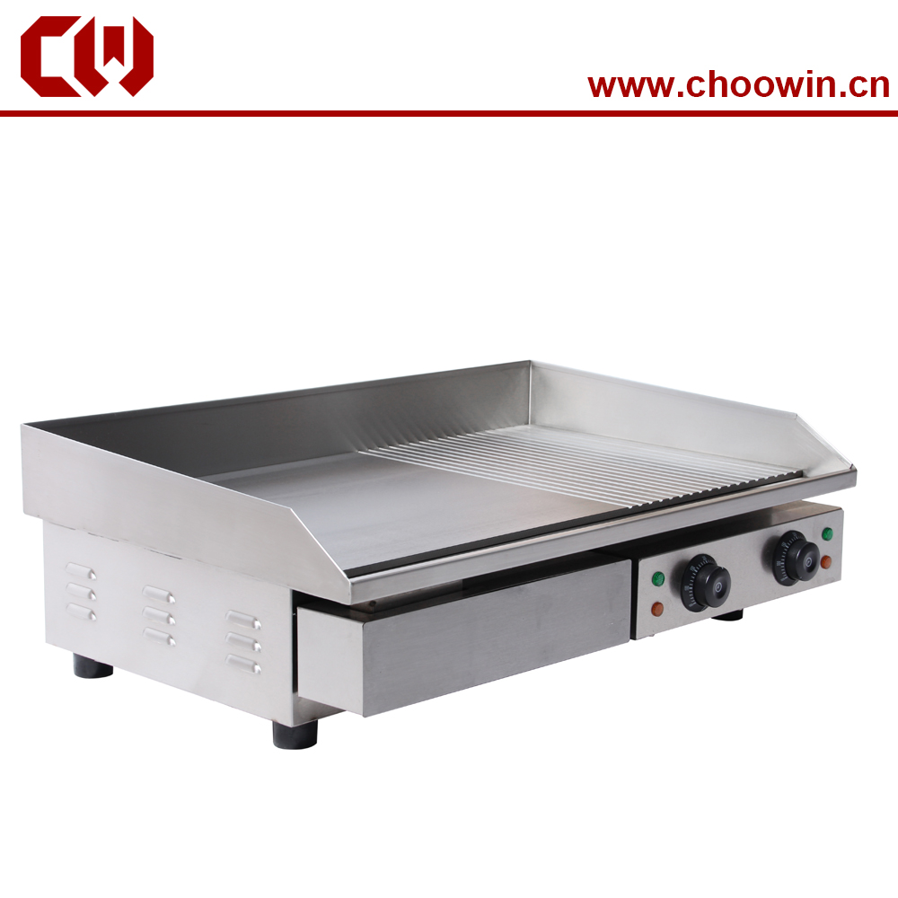 Commercial Flat Griddle Grill ~ Brand new commercial flat griddle grill thicker