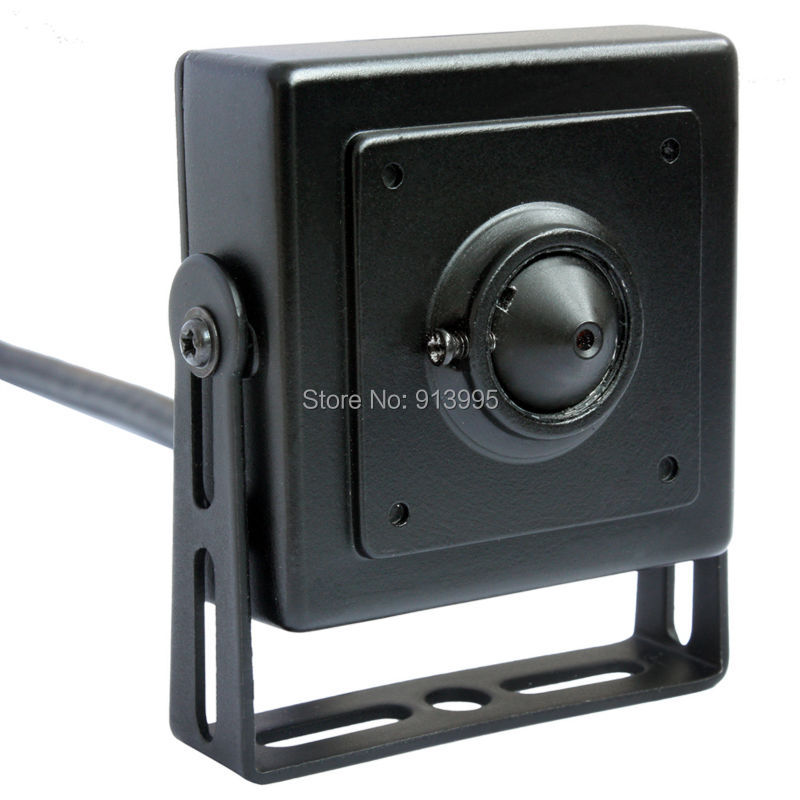 "Free shipping Indoor cctv 1/3""CMOS NVP2431+IMX225 960P Mini security analog Camera for ATM Machine(China (Mainland))"