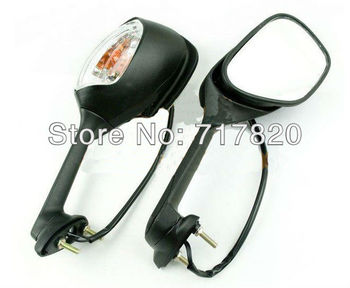 2013 hotsell  high quality motorcycle spare parts rear mirror for SUZUKI GSXR600 GSXR750 09-10 K9 free shipping