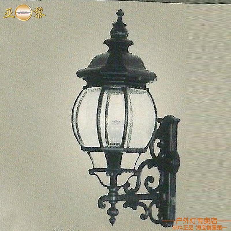 hot sell Outdoor lamp fashion wall lamp wall lamp outdoor balcony waterproof lighting fitting led street light free shipping(China (Mainland))