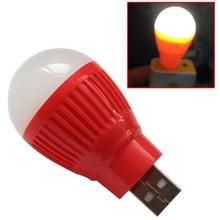 5pcs Mini Portable USB Light Night LED Lamp Computer Peripheral Gadget For Laptop PC Power Bank Notebook Saving Emergy USB Light