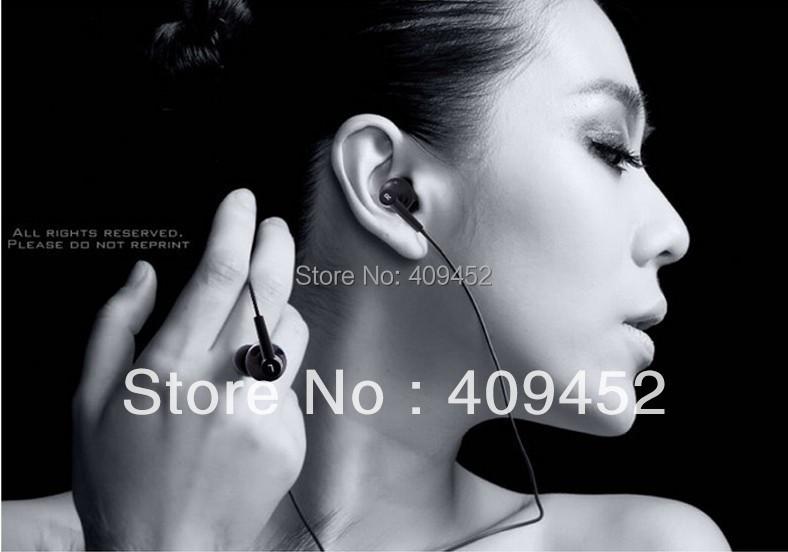 Universal earphone with mic for Iphone Samsung Nokia Motorola Blackberry Sony Ericsson lenovo Huawei mi JIAYU ZOPO IPOD PSP THL