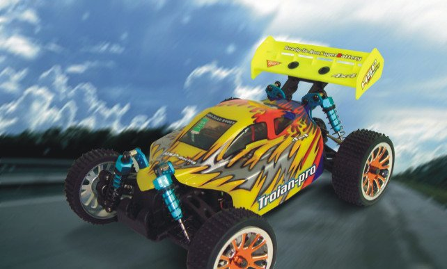 1 16 4WD Off Road Buggy electric RC racing car HSP 94185 PRO Version with 2