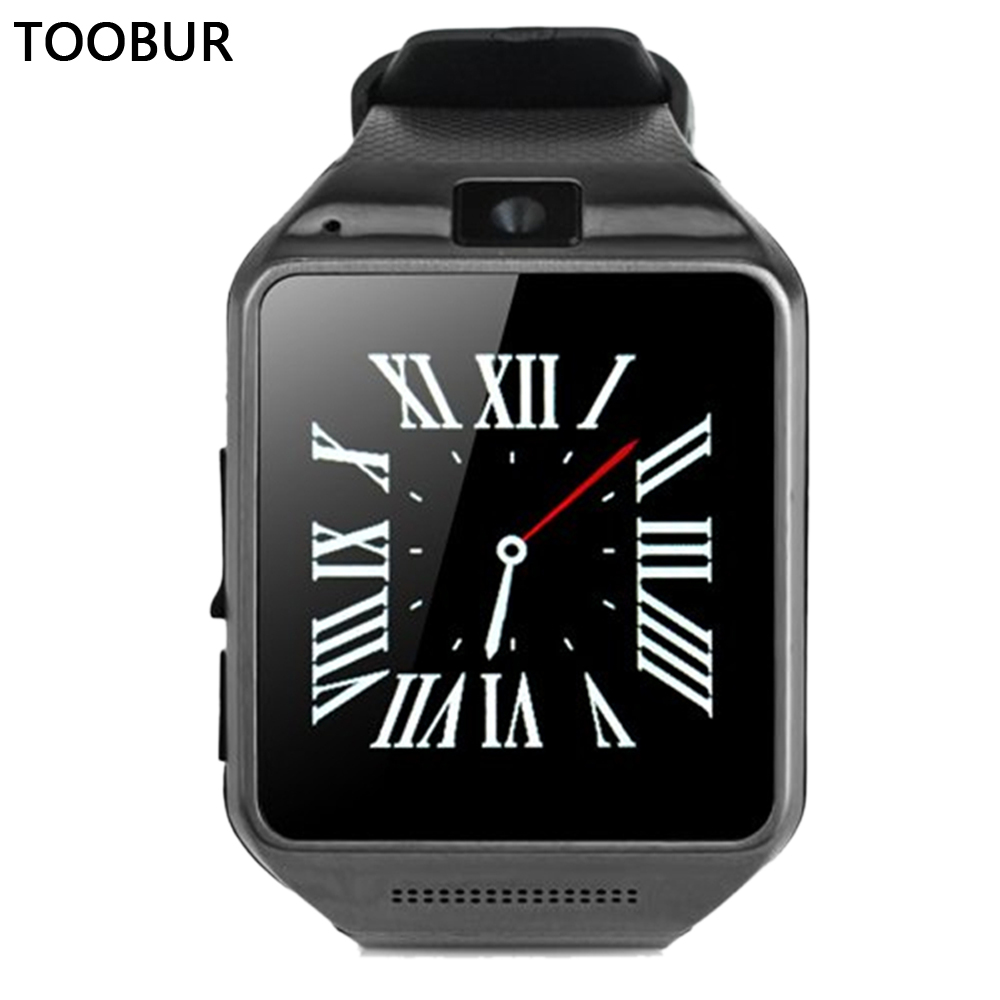 Smart Watch Phone,Toobur Bluetooth Smartwatch Support SIM Card for IOS Android phones PK GT08 DZ09 F69 U8(China (Mainland))