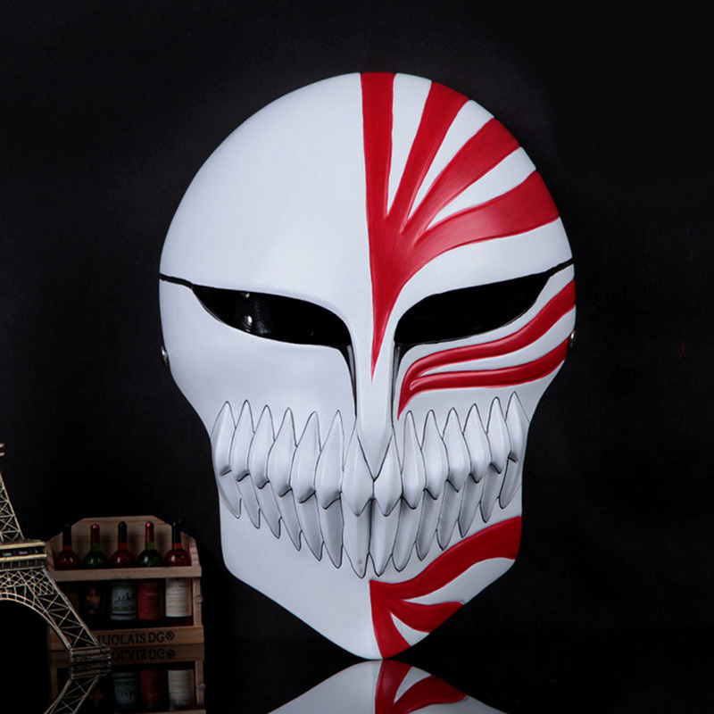 Здесь можно купить  Japen Cartoon Bleach Masquerade Masks Full Face Costume Cosplay Helmet Party Masks Decoration  Дом и Сад