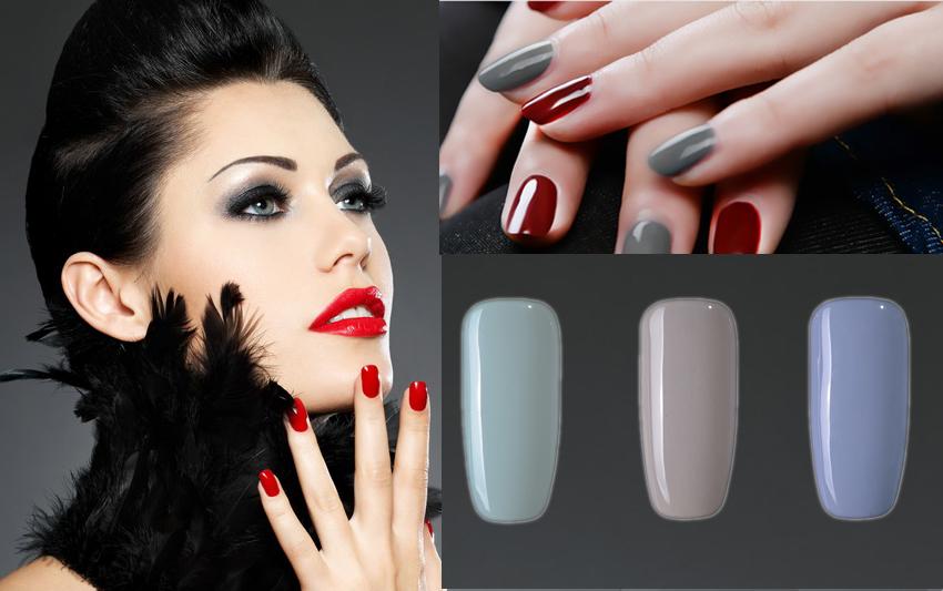 Gel Polish soak off uv color nail polish lucky gel nail Cosmetic Art Manicure 6ml uv nail varnish(China (Mainland))