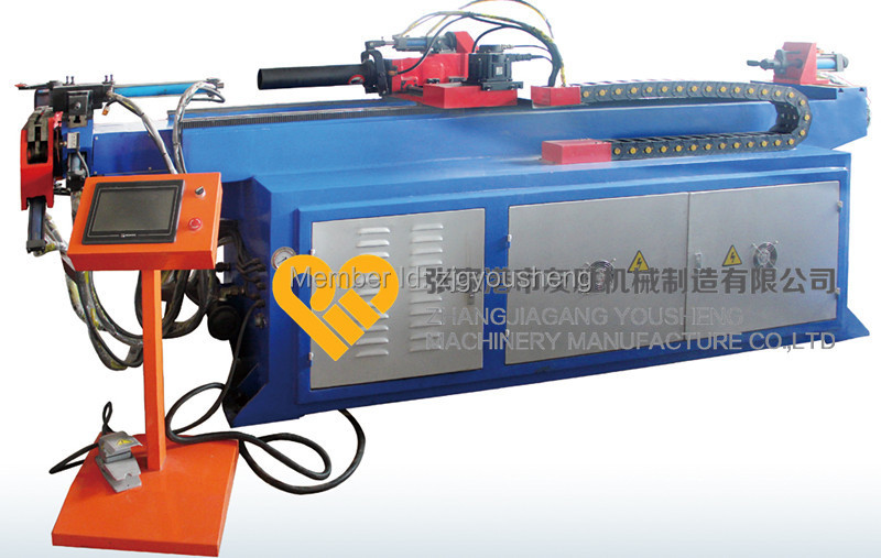 DW-38CNC Full automatic Pipe Tube Bending machine - Zhangjiagang Yousheng Machinery Manufacture Co.,Ltd store
