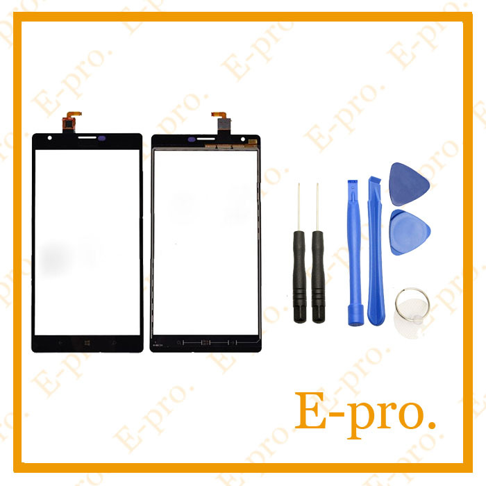Original Touch Screen Panel Digitizer Glass Lens For Nokia Lumia 1520 Touch Replacement +Tools Free Tracking No.