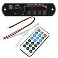 OOTDTY Hi Q Wireless Remote Music Speaker USB MP3 Decoder Decoding Board Audio Module