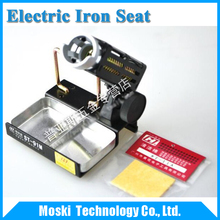 ST-91M electric iron seat luxury-guarded iron frame iron the seat comes clean cotton