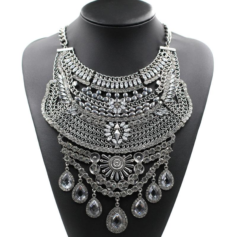 big necklace wholesale 2016 new fashion necklace