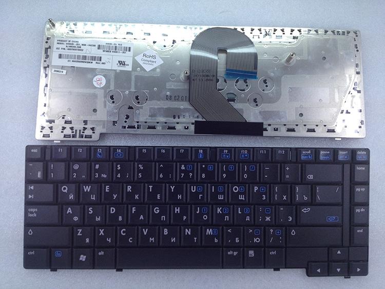 New Russian Keyboards For HP6710 6710s 6715 6710b 6715b 6715s 6910 Ru Laptop Keyboard Replacements Original(China (Mainland))