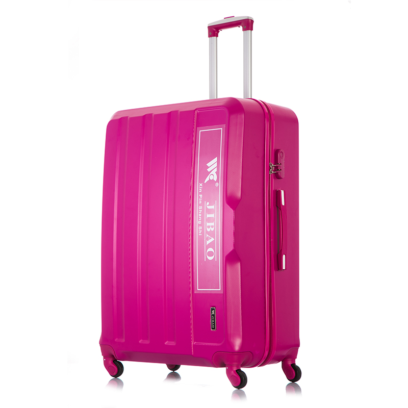 """22 inches """"wheels trolley luggage, high quality combination lock travel bag, ABS + PU fashion candy color large suitcases(China (Mainland))"""