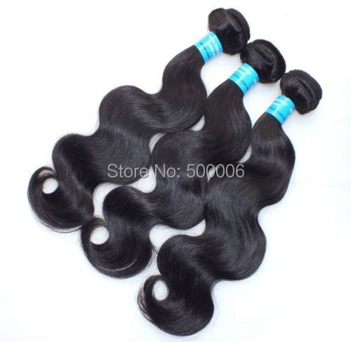 NEW Style unprocessed brazilian hair 3undles virgin hair, cheap hair extensions human brazilian , Natural Color Free Shipping<br><br>Aliexpress