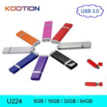 High Speed USB 3.0 Flash Drive Pendrive 64GB 32GB 16GB 8GB USB 3.0 Pendrive Storage Flash Disk USB Memory Stick(China (Mainland))