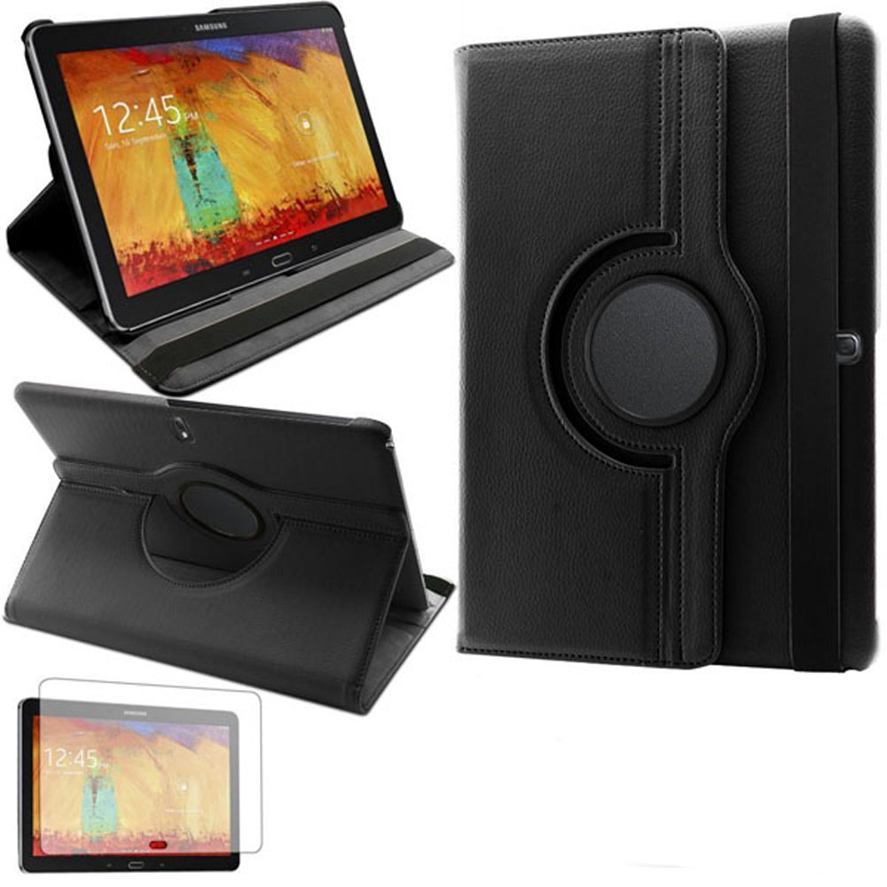360 Degree ratating Cover Case For Samsung Galaxy Tab Pro 10.1 T520 T525 Tablet stand case auto sleep smart cover case(China (Mainland))