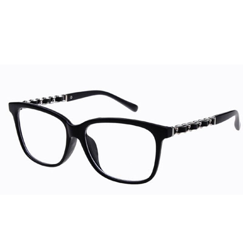 Black Frame Glasses Trend : Aliexpress.com : Buy 2015 New Fashion Glasses Women ...