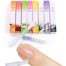 Special Offer 1pcs New Cuticle Care Nail Oil Art Treatment Manicure Pen Tool Beauty Products Nail Polish(China (Mainland))