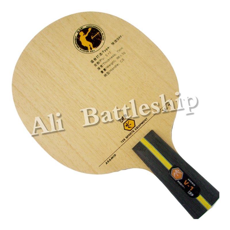 Здесь можно купить  Ping Pong Paddle Heavy Tip Light Handle Offensive Penhold High Qulity Stability 7mm Thickness Table Tennis Glue FD0001018 CC  Спорт и развлечения